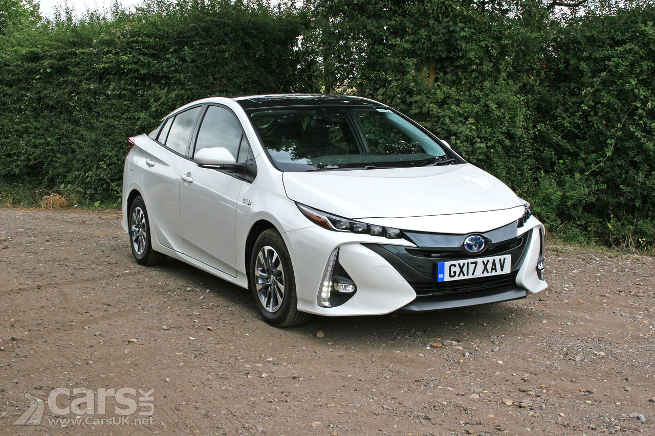 2017 Toyota Prius Plug In Business Edition Plus Review