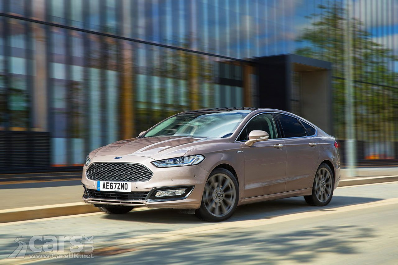 Ford Mondeo prices DOWN by up to £3,000 - and a simplified range too