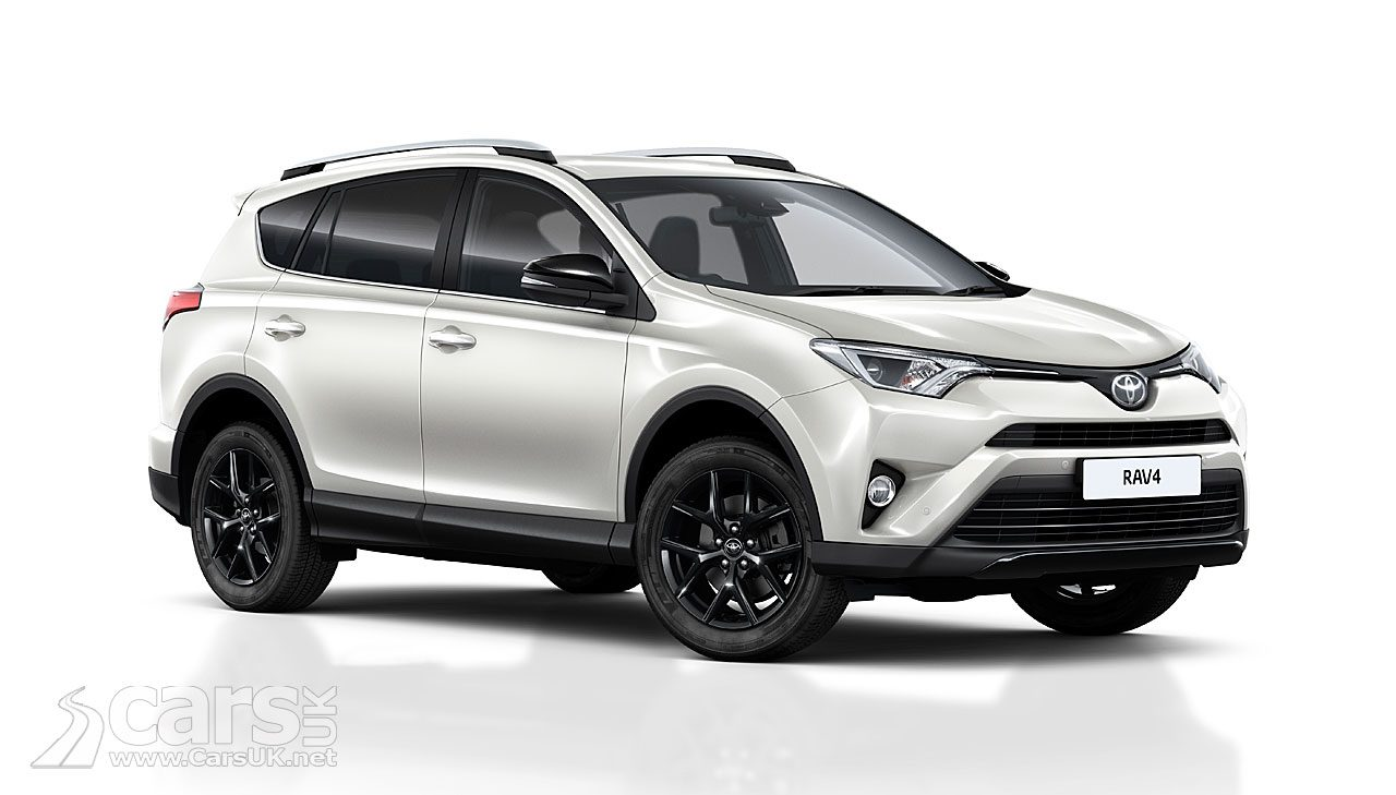 Toyota RAV4 updated - and with HYBRID RAV4s now available right across the range
