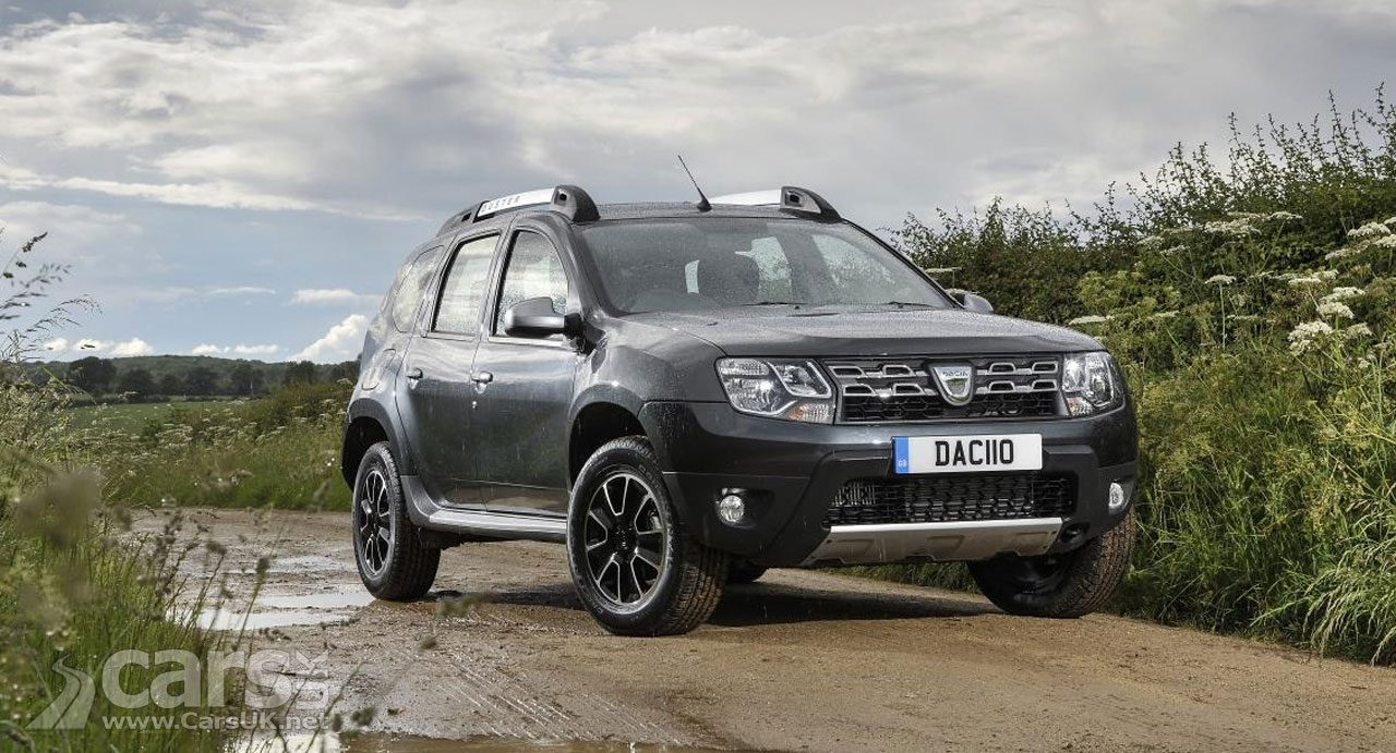 Even Dacia get in on Emissions SCRAPPAGE with up to £1,000 off a Duster SUV