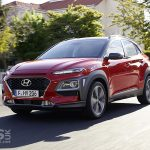 Hyundai Kona EV with 240 mile electric range will debut at the 2018 Geneva Motor Show