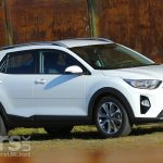 Kia Stonic – Kia's new compact SUV – costs from £16,295 in the UK