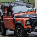 Jaguar Land Rover seek to scupper the 'Land Rover Defender' plans by Ineos