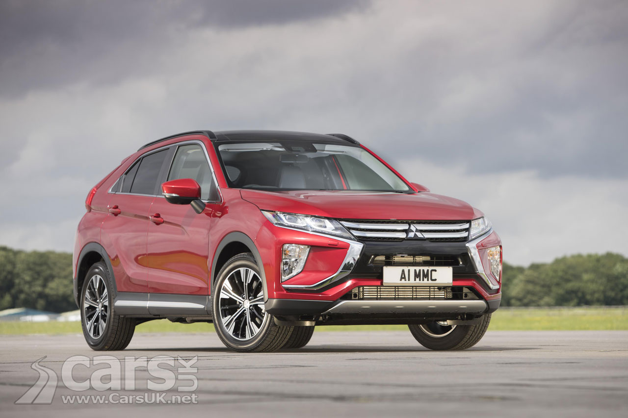 mitsubishi eclipse cross full specs for the uk with prices from 21 275 cars uk. Black Bedroom Furniture Sets. Home Design Ideas