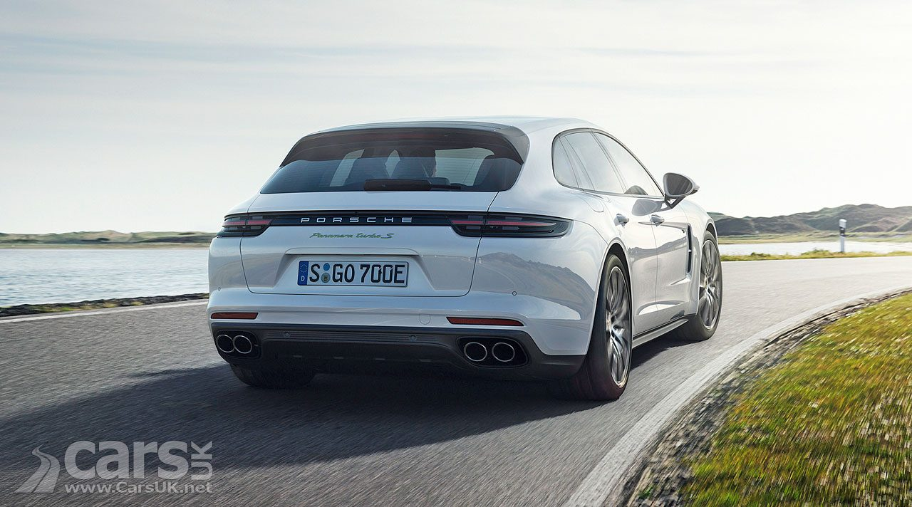 Porsche Panamera Turbo S E-Hybrid Sport Turismo gets 671 bhp and costs £140,868