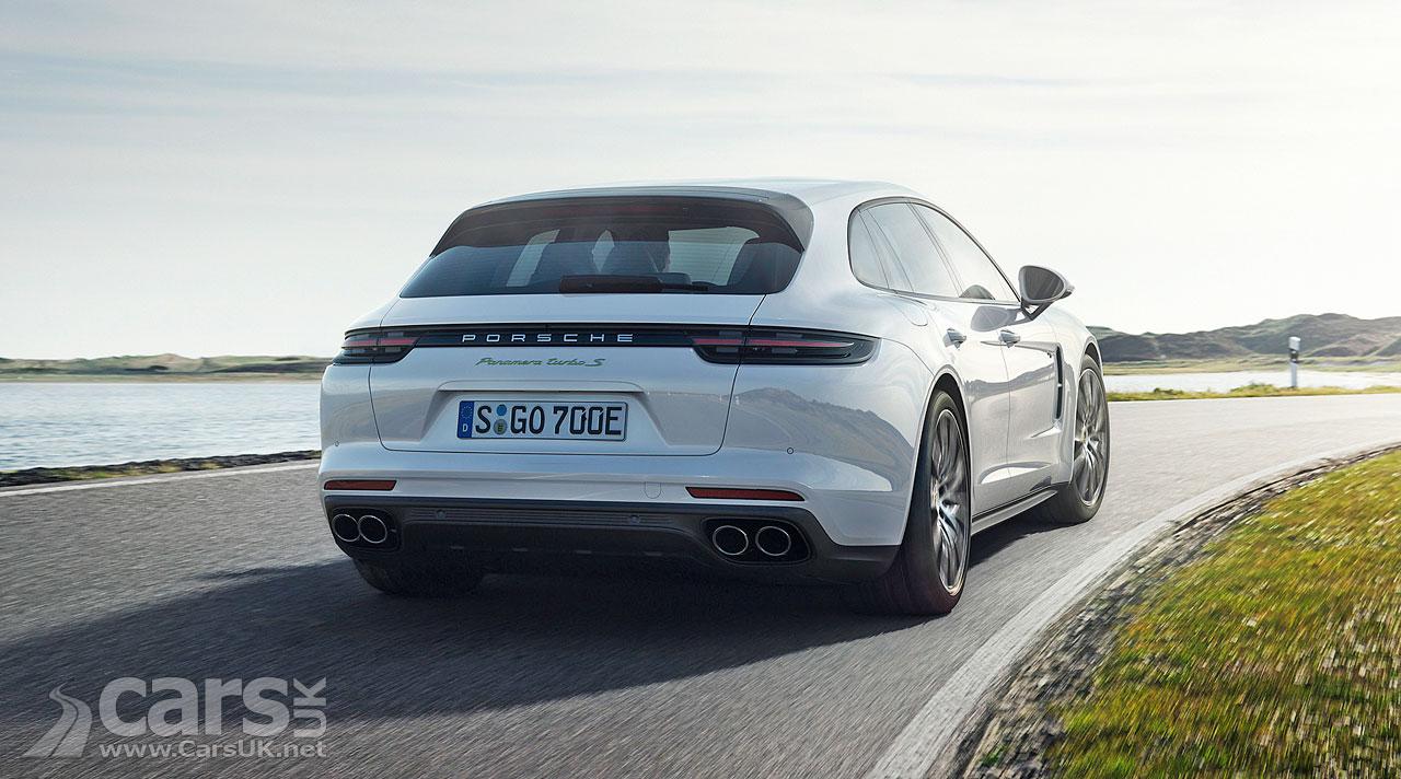 Porsche Panamera Turbo S E-Hybrid Sport Turismo gets 671 bhp and costs £140,868