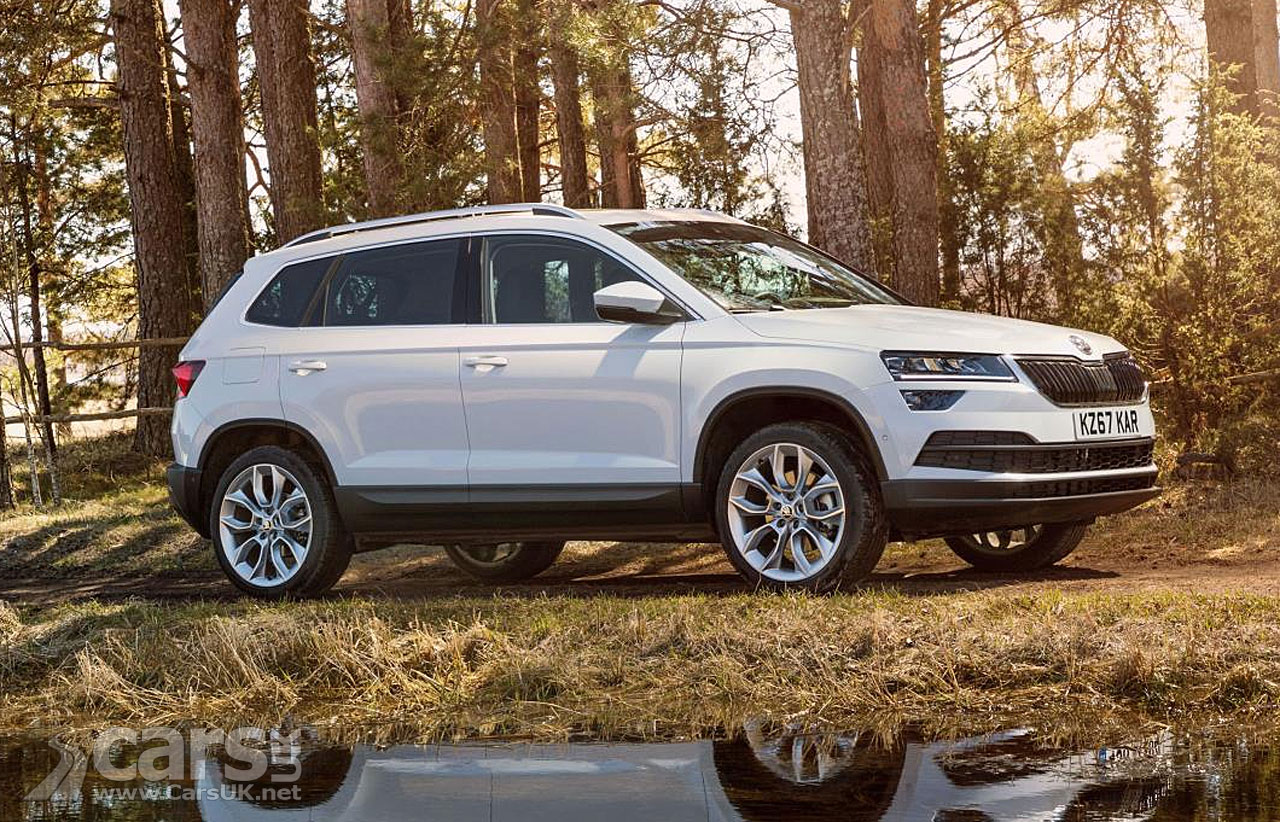 skoda karoq suv costs more in the uk than the nissan qashqai prices from 20 875 cars uk. Black Bedroom Furniture Sets. Home Design Ideas