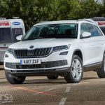 Skoda Kodiaq SUV is the Tow Car of the Year – wins for Volvo, VW, Ssangyong and Vauxhall too