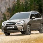 Subaru Forester can now see what's going on with 'EyeSight' to keep you safe