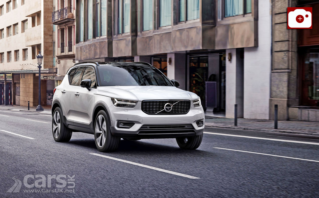 New Volvo XC40 full Specifications and UK PRICE