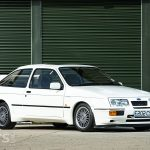 'As New' 1988 Ford Sierra Cosworth RS500 up for auction. Will this one pass £120k?