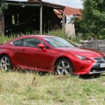 Lexus RC 300h Luxury Review (2017) – the Lexus Coupe tested