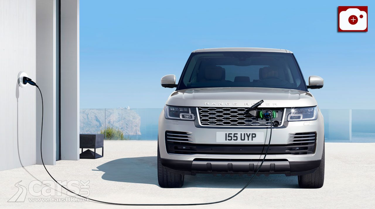 New Range Rover PHEV (Plug-in Hybrid) could save business users MORE than £10k a YEAR