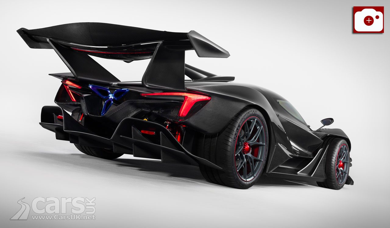 Apollo Intensa Emozione (Apollo IE) REVEALED