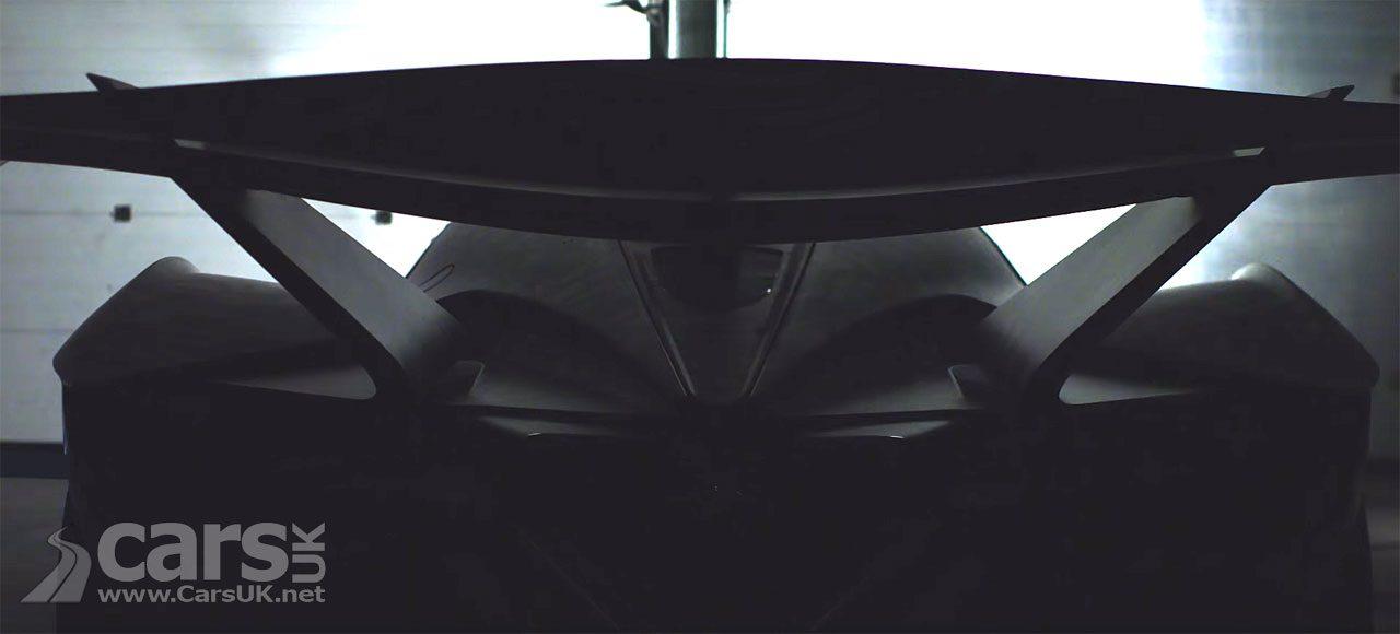 Apollo Intensa Emozione 'IE' HYPERCAR teased on video