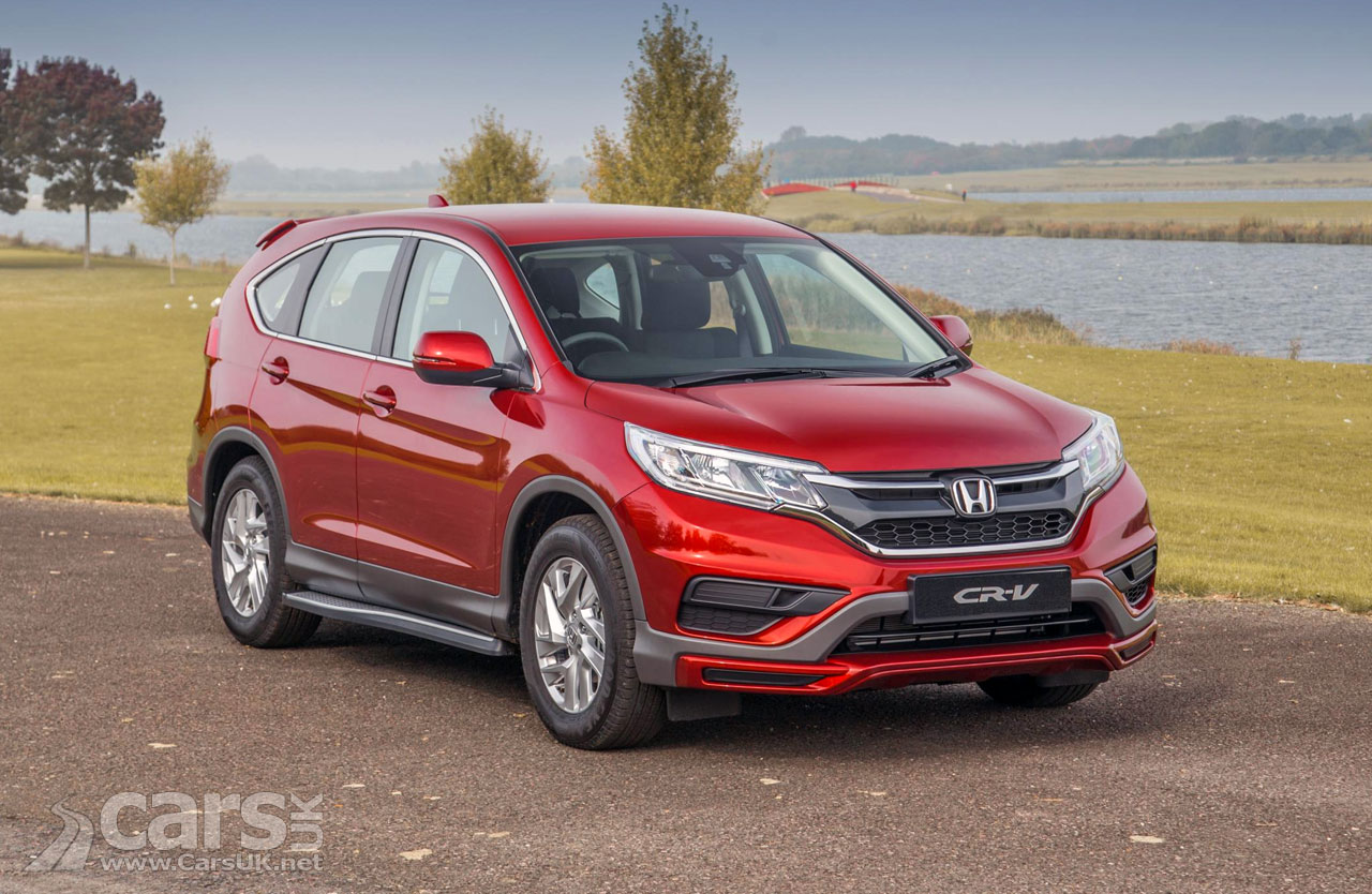 Honda cr v s plus special edition offers 1500 of extra for Honda cr v incentives