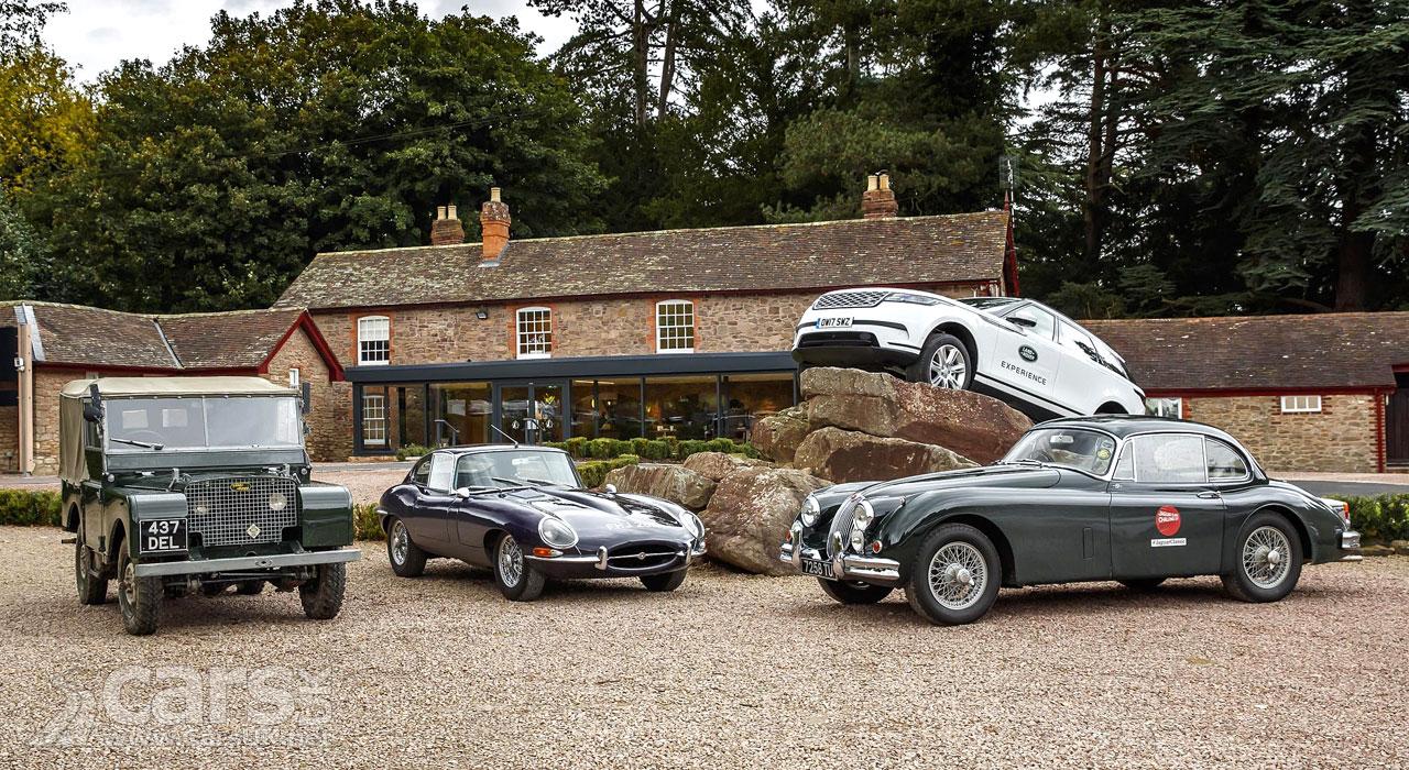 Jaguar E-Type REBORN as Jaguar Classic delivers restored E-Types ...