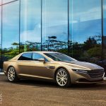 Aston Martin CONFIRMS two new Lagonda models – or is it three?