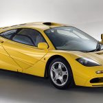McLaren F1 #060 – with just Pre-delivery and Service mileage – now for sale in the UK