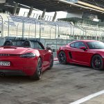 Porsche 718 Cayman GTS and 718 Boxster GTS REVEALED with 361bhp – cost from £59,866
