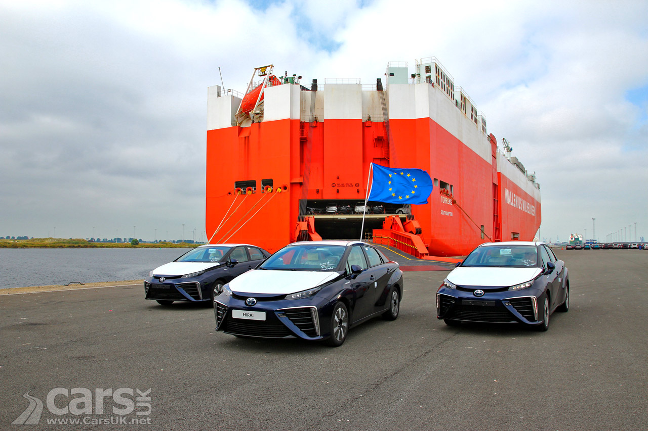 No more diesels from Toyota, but more, cheaper, hydrogen powered cars like the Mirai