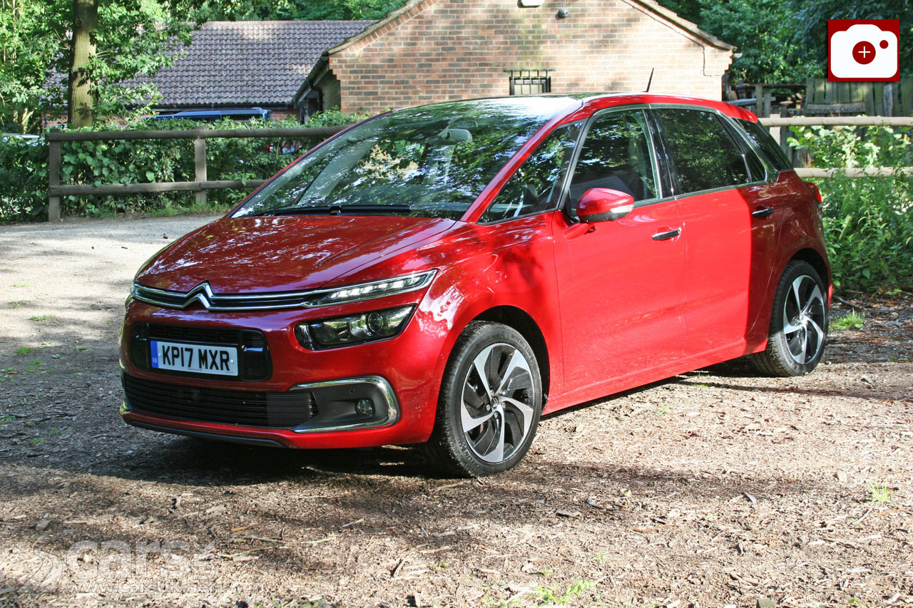 Citroen c4 picasso flair bluehdi 150 review 2017 cars uk - Specchio retrovisore citroen c4 picasso ...