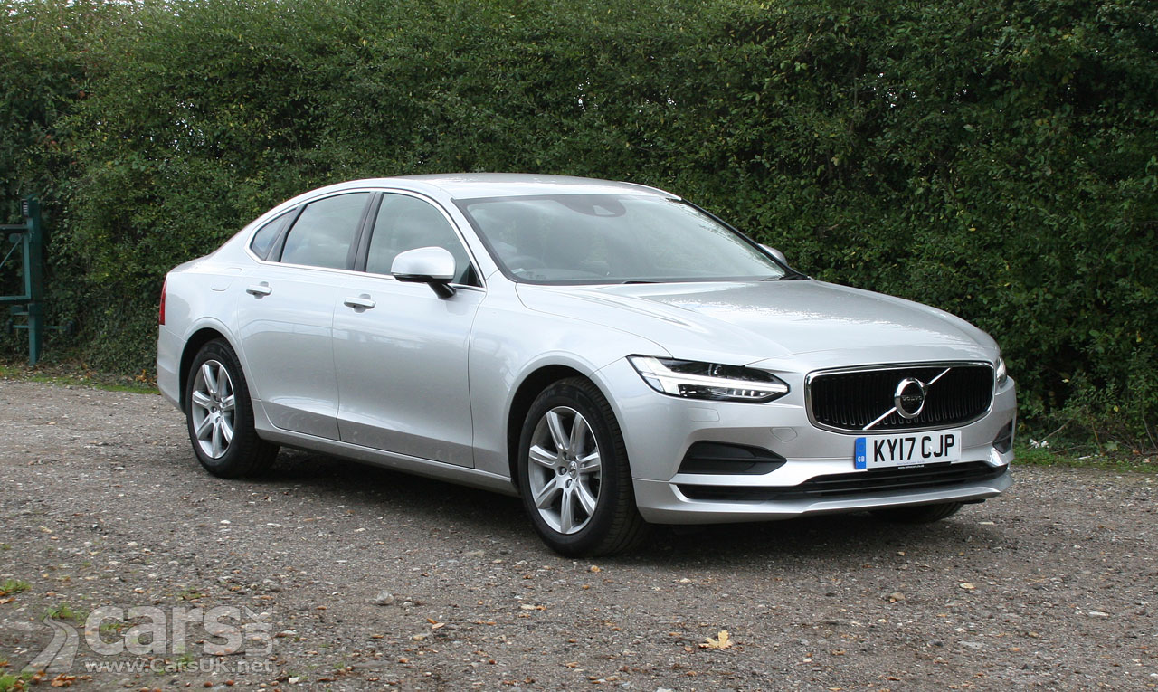 2017 volvo s90 s4 momentum review photos cars uk. Black Bedroom Furniture Sets. Home Design Ideas