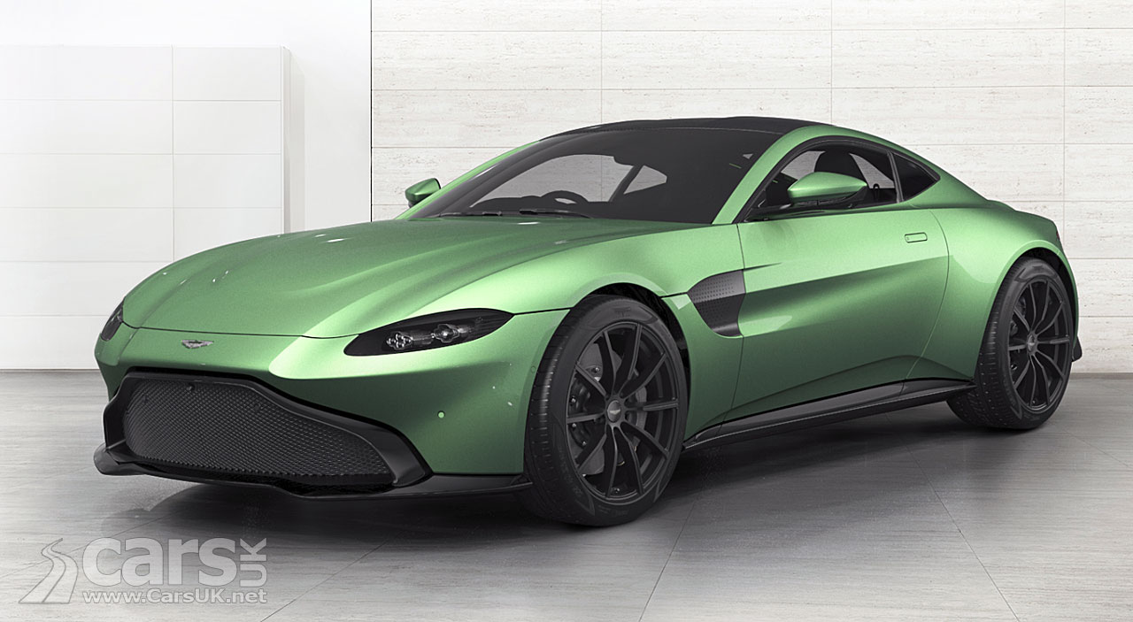 new aston martin vantage configurator goes live cars uk. Black Bedroom Furniture Sets. Home Design Ideas