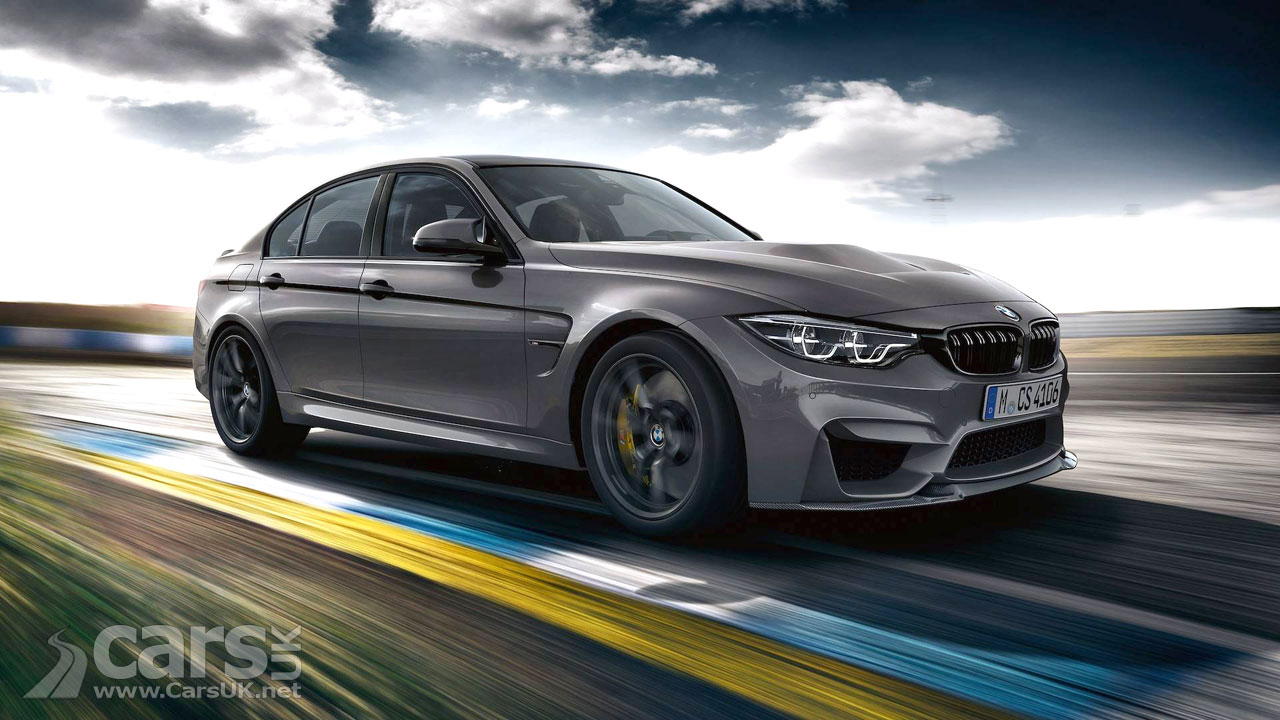 2018 BMW M3 CS Photo Gallery