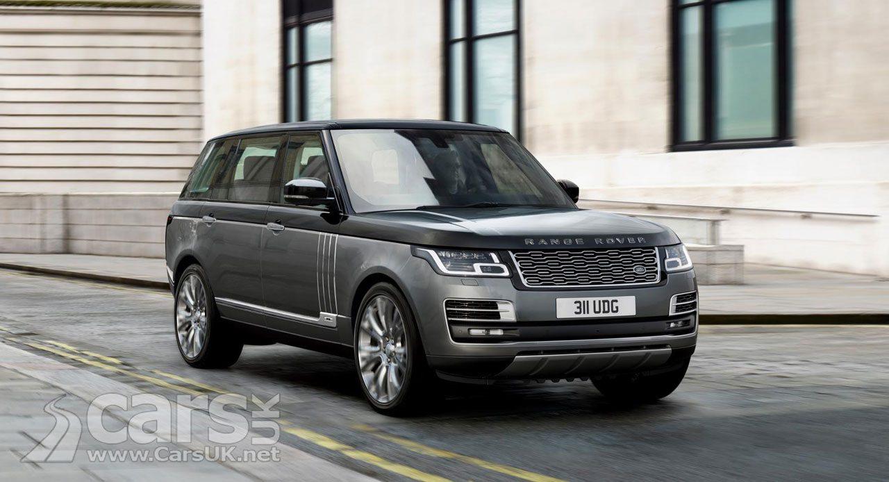 New Range Rover SVAutobiography REVEALED