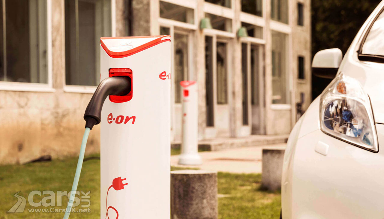Eon rolling out 10,000 Ultra Fast EV Charging points in Europe