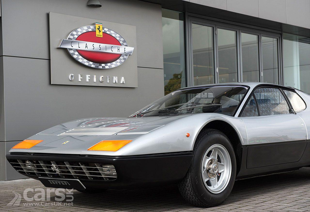 UK Ferrari Classiche Authorised Workshops