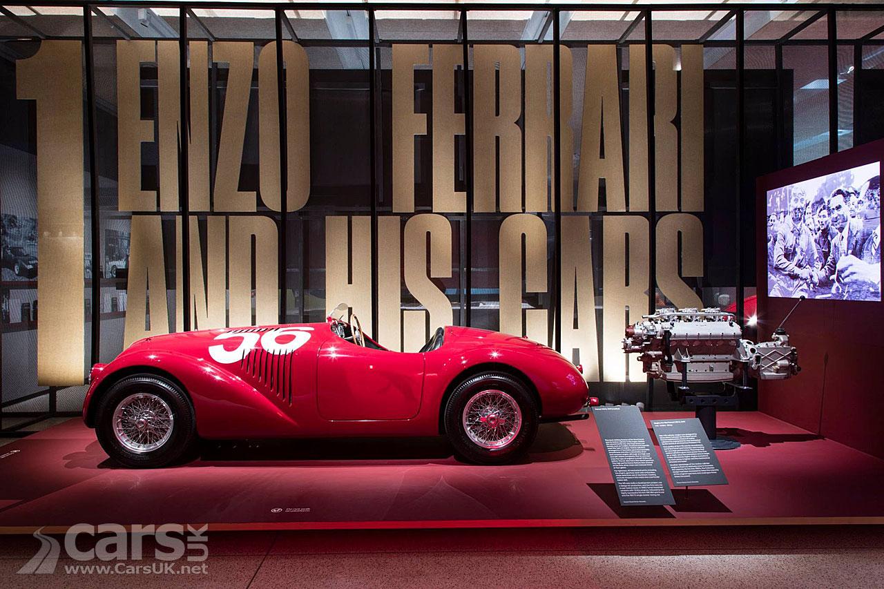 Ferrari: Under the Skin Exhibition preview