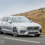 Volvo V90 and S90 now with T4 PETROL engine