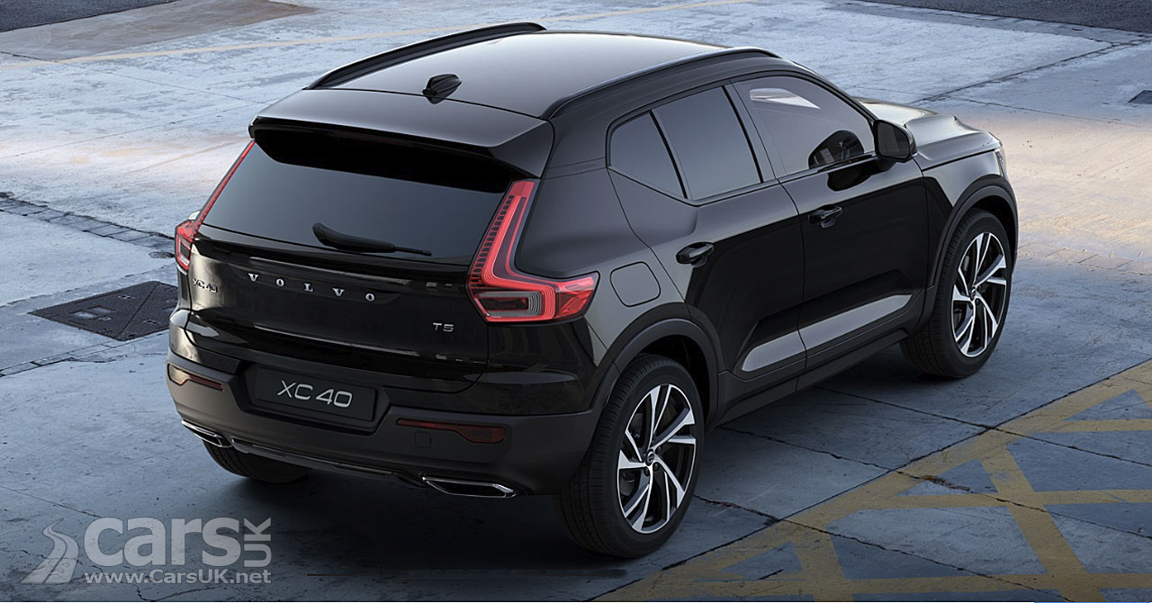Volvo XC40 T5 R-Design costs £520 a month in US with 'Care by Volvo'