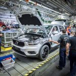 Volvo XC40 production starts TODAY in Belgium
