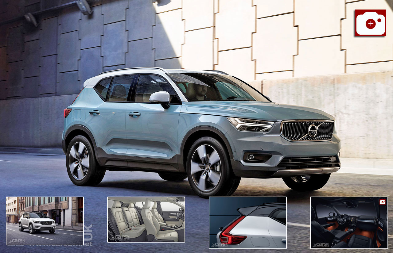 Volvo XC40 Photo Gallery