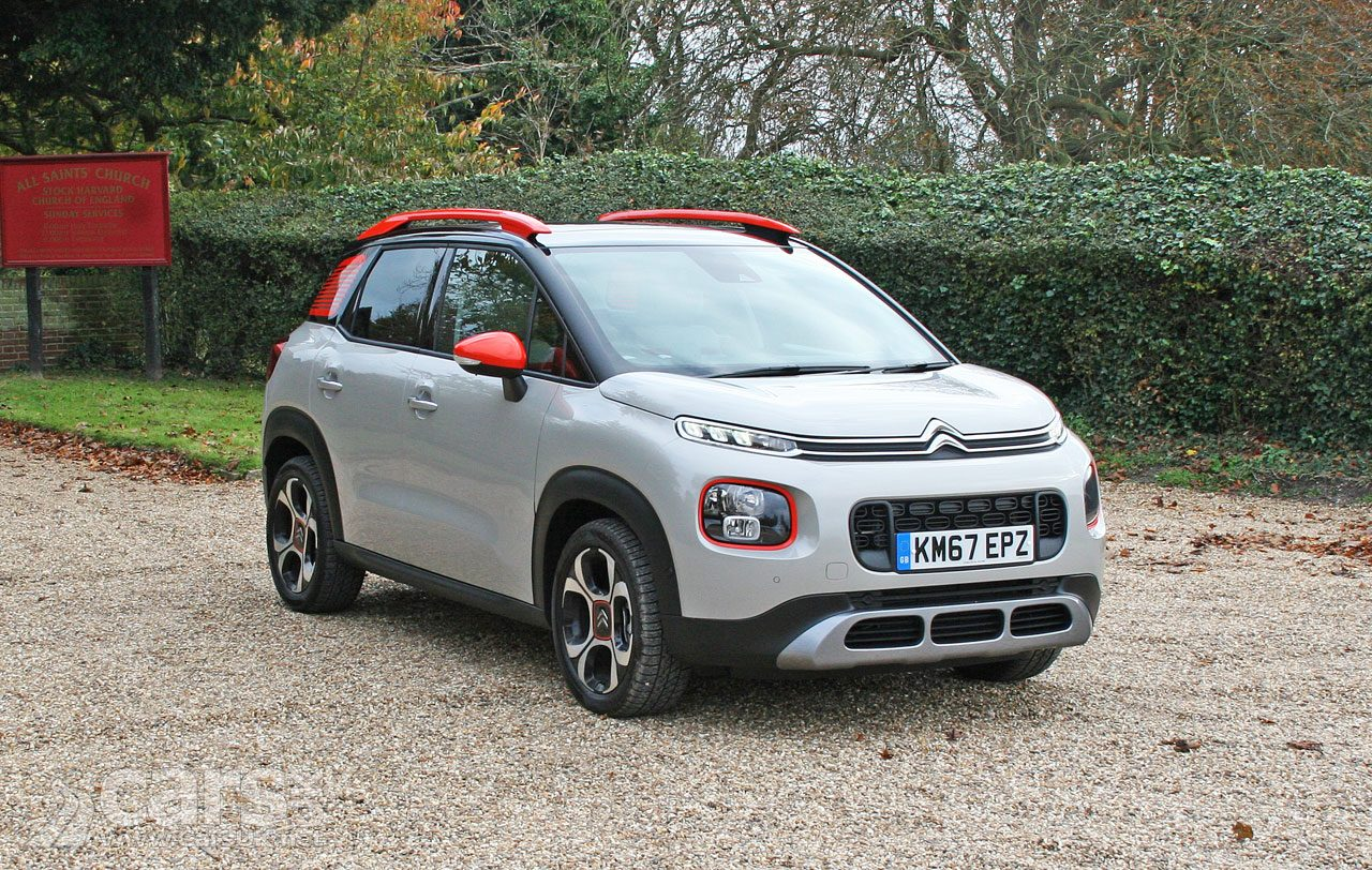 New Citroen C3 Aircross SUV is the 'Best Buy Car of Europe'
