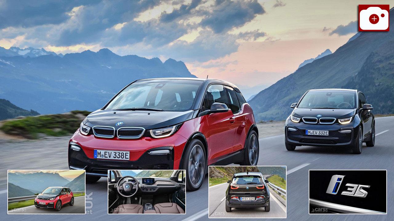 2018 BMW i3 Photo Gallery