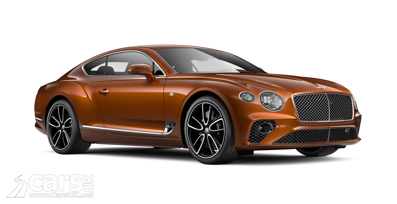 2018 bentley continental gt first edition cars uk. Black Bedroom Furniture Sets. Home Design Ideas