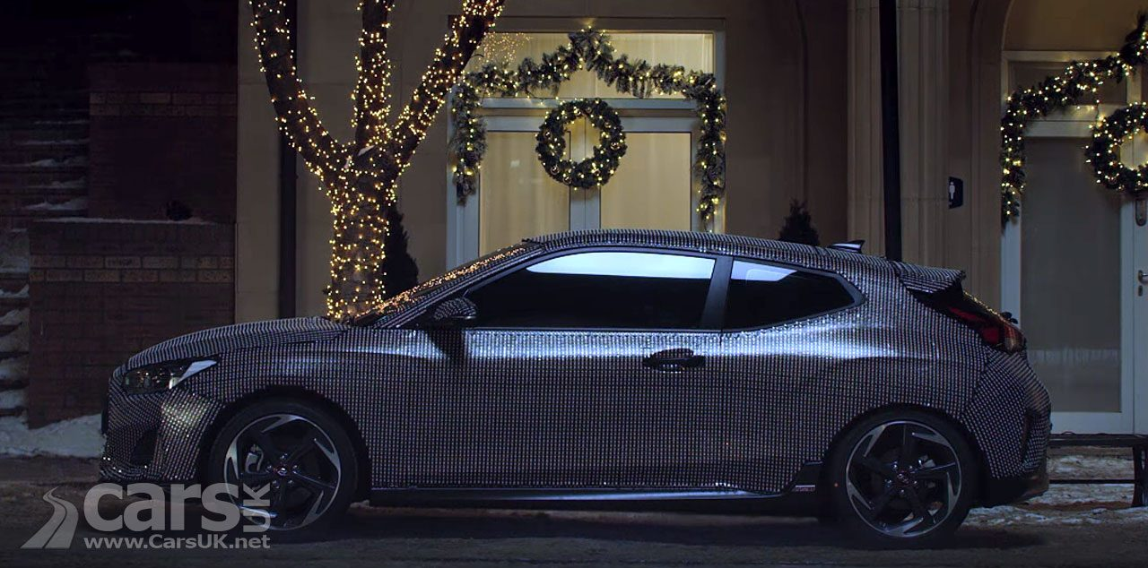 New Hyundai Veloster teased on video