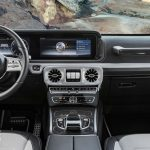 New Mercedes G-Class Interior revealed – the G-Wagon arrives in the 21st century