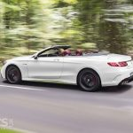 2018 Mercedes S-Class Cabriolet full UK Price and Specifications