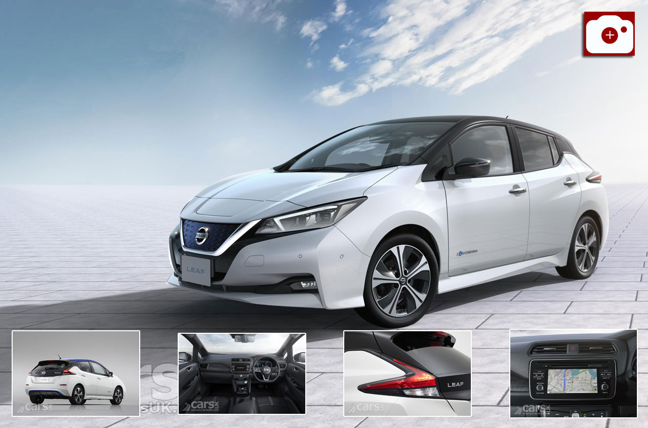 2018 Nissan LEAF Photo Gallery