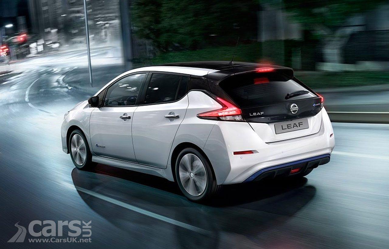 New Nissan LEAF ONLINE ordering
