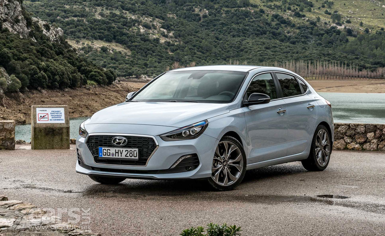 hyundai i30 fastback price specs for the uk announced. Black Bedroom Furniture Sets. Home Design Ideas