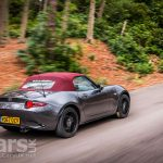 Mazda MX-5 Z-Sport Limited Edition – Complete with Cherry Red fabric roof