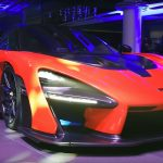 McLaren Senna sells for £2.4 MILLION at Charity Auction in London