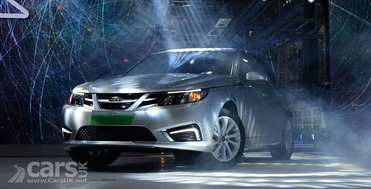 Saab 9-3 going back in to production in Sweden