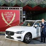 Volvo XC60 is the Japanese Car of the Year – beating the BMW 5-Series and Toyota Camry